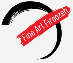 fine art firoozeh logo