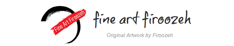 fine art firoozeh